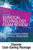 cover image - Elsevier's Surgical Technology Exam Review – Elsevier eBook on VST + Evolve (Retail Access Card)