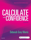 cover image - Calculate with Confidence - Elsevier eBook on VitalSource,7th Edition