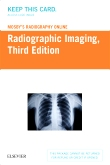 cover image - Mosby's Radiography Online: Radiographic Imaging,3rd Edition