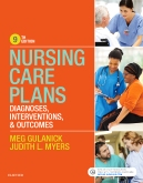 cover image - Nursing Care Plans - Elsevier eBook on VitalSource,9th Edition