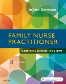 cover image - Family Nurse Practitioner Certification Review - Elsevier eBook on VST,3rd Edition