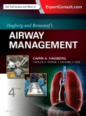 cover image - Hagberg and Benumof's Airway Management,4th Edition