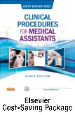 cover image - Clinical Procedures for Medical Assistants - Text and Elsevier Adaptive Quizzing Package,9th Edition