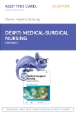 cover image - Elsevier Adaptive Quizzing for Medical-Surgical Nursing (Retail Access Card),3rd Edition