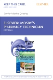 cover image - Elsevier Adaptive Quizzing for Mosby's Pharmacy Technician (Access Card),4th Edition