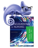 cover image - Elsevier Adaptive Quizzing for Potter Fundamentals of Nursing,9th Edition