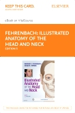 cover image - Illustrated Anatomy of the Head and Neck  - Elsevier eBook on VitalSource (Retail Access Card),5th Edition