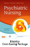 cover image - Psychiatric Nursing - Text and Virtual Clinical Excursions Online Package,7th Edition
