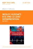 cover image - Huszar's ECG and 12-Lead Interpretation - Elsevier eBook on VitalSource (Retail Access Card),5th Edition
