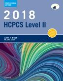cover image - 2018 HCPCS Level II Professional Edition