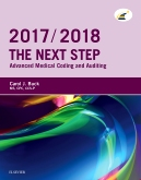 cover image - The Next Step: Advanced Medical Coding and Auditing, 2017/2018 Edition