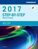 cover image - Workbook for Step-by-Step Medical Coding, 2017 Edition