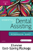 cover image - Essentials of Dental Assisting - Text and Workbook Package,6th Edition