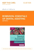 Essentials of Dental Assisting - Elsevier eBook on VitalSource (Retail Access Card), 6th Edition