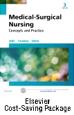 cover image - Medical-Surgical Nursing - Text and Study Guide Package,3rd Edition