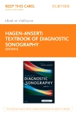 cover image - Textbook of Diagnostic Sonography - Elsevier eBook on VitalSource (Retail Access Card),8th Edition