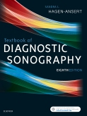 cover image - Textbook of Diagnostic Sonography - Elsevier eBook on VitalSource,8th Edition