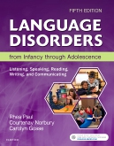 cover image - Evolve Resources for Language Disorders from Infancy through Adolescence,5th Edition