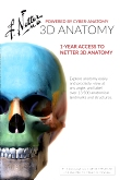 cover image - Netter 3D Anatomy (Retail Access Card),6th Edition