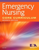 cover image - Emergency Nursing Core Curriculum,7th Edition