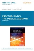 Kinn's The Medical Assistant - Elsevier eBook on Intel Education Study (Retail Access Card), 13th Edition