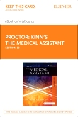 Kinn's The Medical Assistant - Elsevier eBook on VitalSource (Retail Access Card), 13th Edition