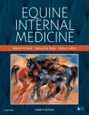 cover image - Equine Internal Medicine - Elsevier eBook on VitalSource,4th Edition