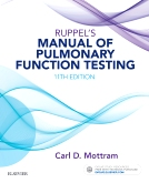 cover image - Ruppel's Manual of Pulmonary Function Testing - Elsevier eBook on VitalSource,11th Edition