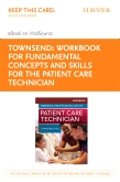cover image - Workbook for Fundamental Concepts and Skills for the Patient Care Technician - Elsevier eBook on VST (Retail Access Card)