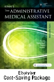 Kinn's The Administrative Medical Assistant - Text, Study Guide, and SimChart for the Medical Office Package, 13th Edition