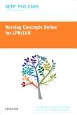 cover image - Nursing Concepts Online for LPN/LVN (Access Card)