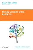 cover image - Nursing Concepts Online for RN 2.0 (Access Card),2nd Edition
