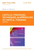 cover image - Strategies, Techniques, and Approaches to Critical Thinking - Elsevier eBook on VitalSource (Retail Access Card),6th Edition