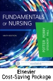 cover image - Fundamentals of Nursing - Text and Elsevier Adaptive Quizzing-Nursing Concepts Package,9th Edition