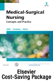 cover image - Medical-Surgical Nursing - Text, Student Learning Guide and Virtual Clinical Excursions Package,3rd Edition