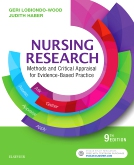 cover image - Evolve Resources for Nursing Research,9th Edition