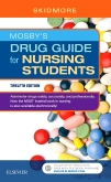 cover image - Mosby's Drug Guide for Nursing Students,12th Edition