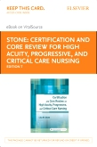 cover image - Certification and Core Review for High Acuity and Critical Care - Elsevier eBook on VitalSource (Retail Access Card),7th Edition