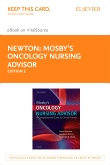 cover image - Mosby's Oncology Nursing Advisor - Elsevier eBook on VitalSource (Retail Access Card),2nd Edition