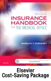 cover image - Insurance Handbook for the Medical Office - Text and Elsevier Adaptive Learning Package,14th Edition