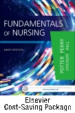 Fundamentals of Nursing - Text and Elsevier Adaptive Learning Package, 9th Edition