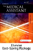 Kinn's The Medical Assistant - Text, Study Guide, and SCMO: Learning the Medical Workflow Package, 13th Edition