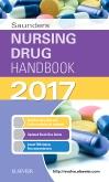 cover image - Saunders Nursing Drug Handbook 2017 - Elsevier eBook on VitalSource