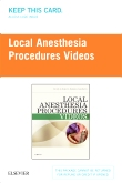 PART - Local Anesthesia Procedures Videos (Access Card)