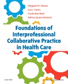 cover image - Foundations of Interprofessional Collaborative Practice in Health Care