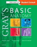 cover image - Gray's Basic Anatomy,2nd Edition
