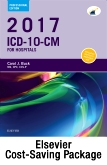2017 ICD-10-CM Hospital Professional Edition (Spiral bound) and 2017 ICD-10-PCS Professional Edition Package