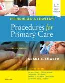 cover image - Pfenninger and Fowler's Procedures for Primary Care,4th Edition