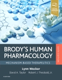 cover image - Brody's Human Pharmacology,6th Edition