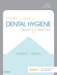 cover image - Darby and Walsh Dental Hygiene,5th Edition